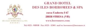 GRAND HOTEL ET DES ILES BORROMEES